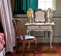 18th Century Bedroom Interior