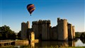 Balloon over Bodiam