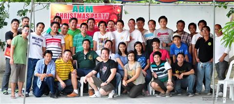 ABM MAPUA XMAS PARTY 2012