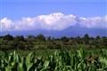 The Iztaccihuatl volcano, Mexico.
