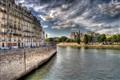 Staring at Paris
