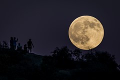 LA Moonrise-4230