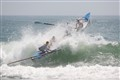 Surfboat race