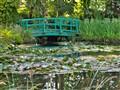 Monet's garden bridge