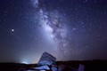 Ramon Crater Milky Way - Israel