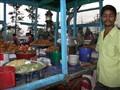 Chotpoti Vendor