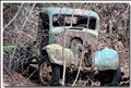 Old Truck Trash