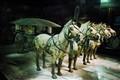 Terra-cotta Army Horses