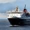 MV Isle of Mull entering Oban Bay