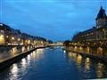 La Seine par nuit