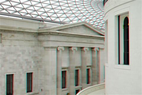 British Museum London 3D