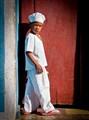 Boy in Trinidad, Cuba.