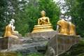 Buddha & Disciples