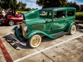 Green '32 FORD