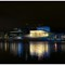 Norwegian Opera House at Night
