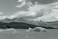 Icebergs in Patagonia