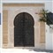One of the many beautiful doors of Sidi Bou Said.