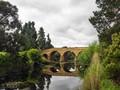 Richmond bridge in Tasmania.
