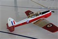small plane model at SJCPA fly in