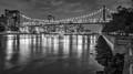 Queensborough Bridge from Roosevelt Island