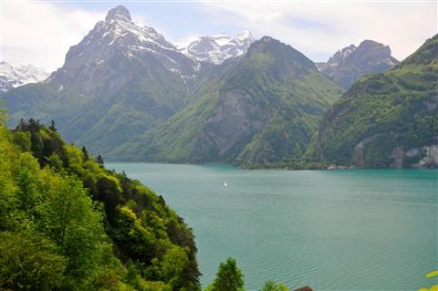 Lago certa de Schwyz