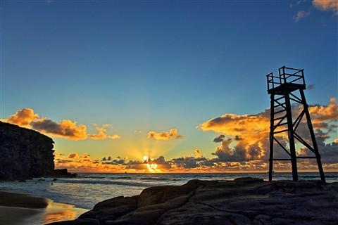 Newcastle Sunrise ps sm