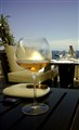 Digestif with a view