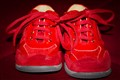 Red Shoes - Scarpette rosse - low
