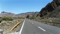Road to Volcano Teide