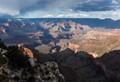 South Rim Grand Canyon after a light rain