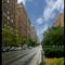 NY street perspective