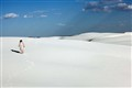Visit to White Sands, New Mexico