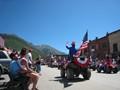 July 4th Parade Silverton Colorado
