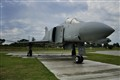 Retired F-4D Phantom II