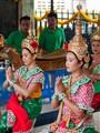 Street Temple ceremony, Bangkok