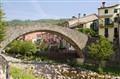varese liguria(italy)  medieval bridge