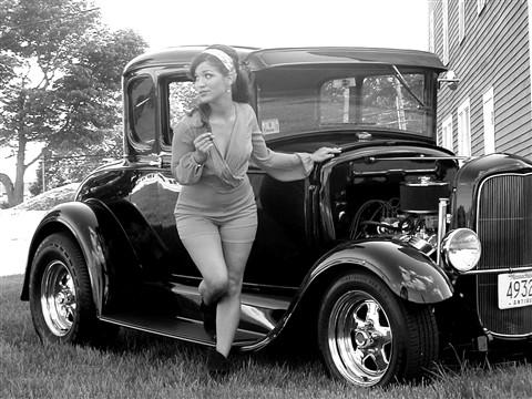 rogers car B&L