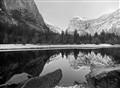 Yosemite Valley Lake