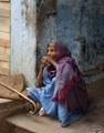 Brief Pause, Varanasi