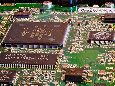 HDD Circuit Board