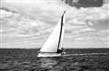 Sailing away .....