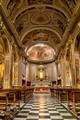 Taken in the main church in Menagio on Lake Como