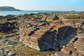 Misc 016 Coloured Rocks 18 x 12