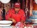 Butcher in Guatemala