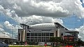 Reliant Stadium in Houston