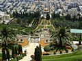 The Baha'i temple, Haifa, Israel