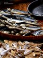 Dried fish (fishing village)