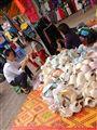 Street market in Phnom Penh, Cambogia