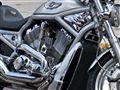 Silver Harley